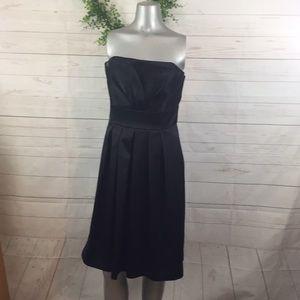 White House black market little black dress 14